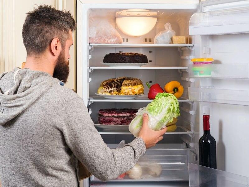 Hogyan tároljuk ételeinket biztonságosan