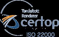 ISO 22000:2005 haccp